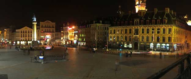 Lille Grande-Place